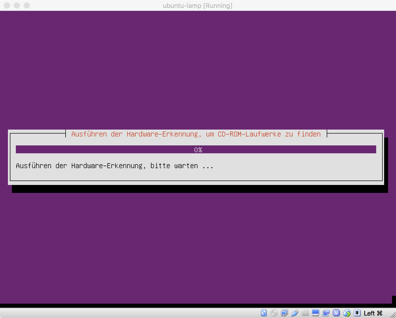 Ubuntu Installation - Hardware-Erkennung und automatische Konfiguration